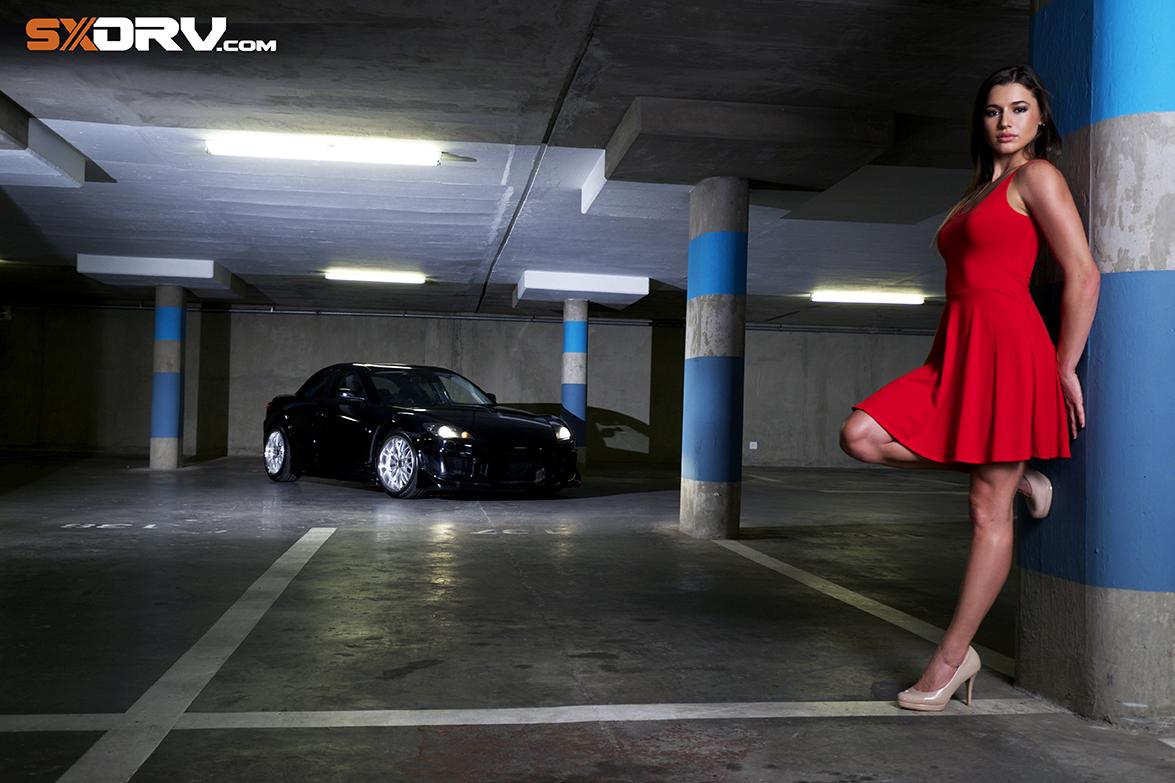 Laura Walker - Mazda Rx8 - Exclusive Interview  Pictures-7048
