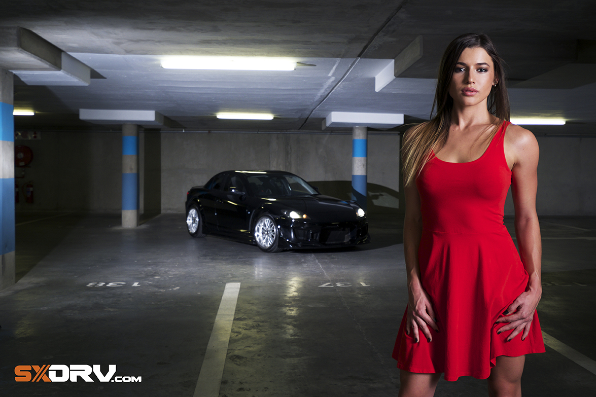 Laura Walker - Mazda Rx8 - Exclusive Interview & Pictures