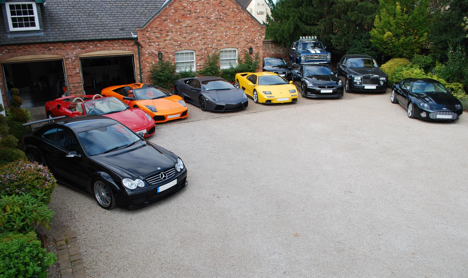 droolworthy supercars and amazing garages  be prepared to