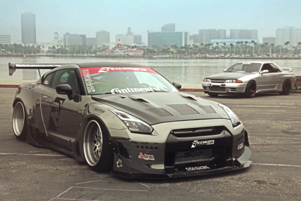 Video Wekfest Los Angeles - Port angeles car show