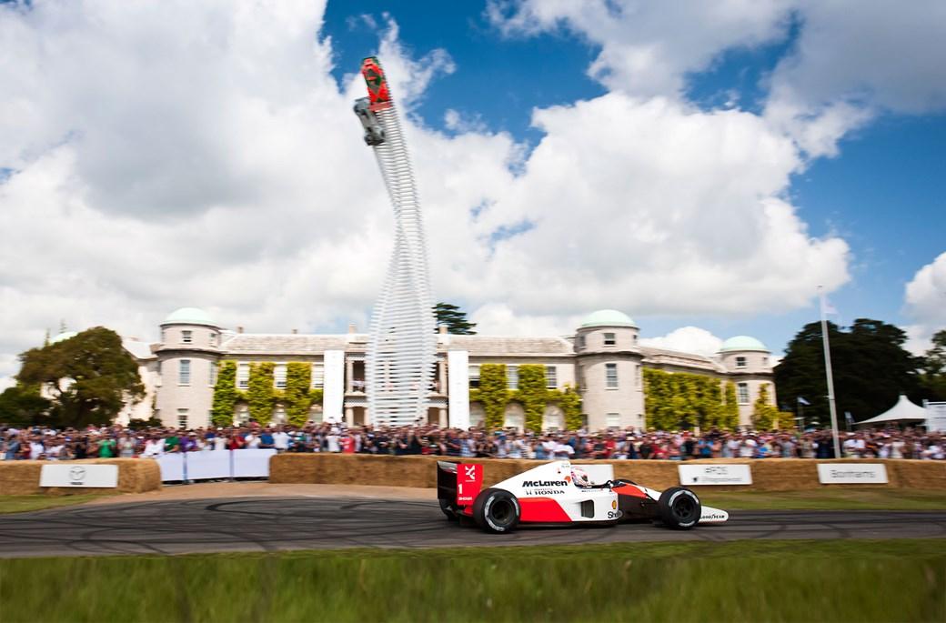 Festival Of Speed >> Goodwood Festival Of Speed 2015 Image 1