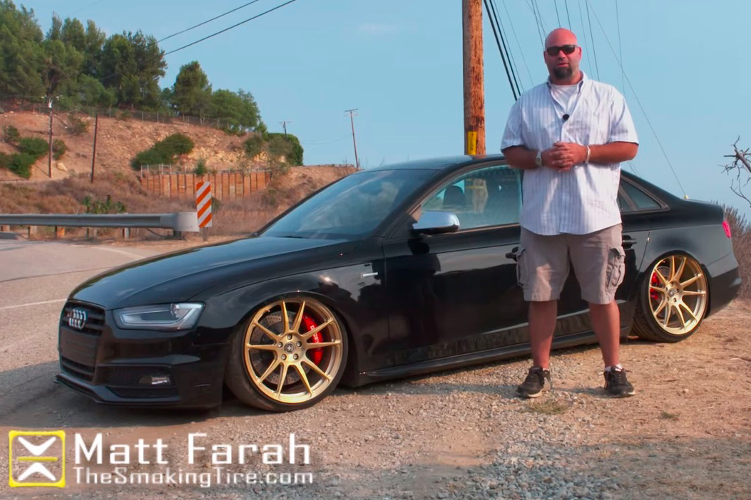 Video Air Suspension Is It Just All Show Or Also Good When You - Show wheels on your car