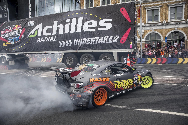 Video Red Bull Drift Shifters Drifting Evolved