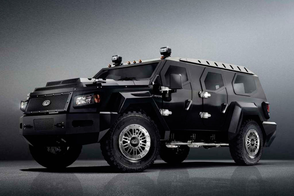10 Of The Best Cars To Survive A Zombie Apocalypse Image - 6