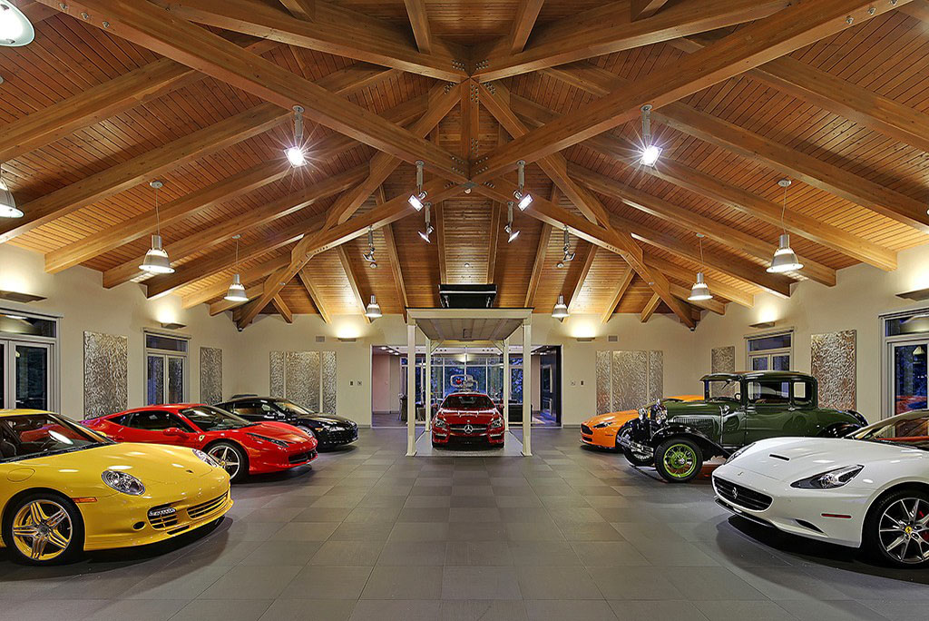 This Is The Ultimate Petrolheads Dream House