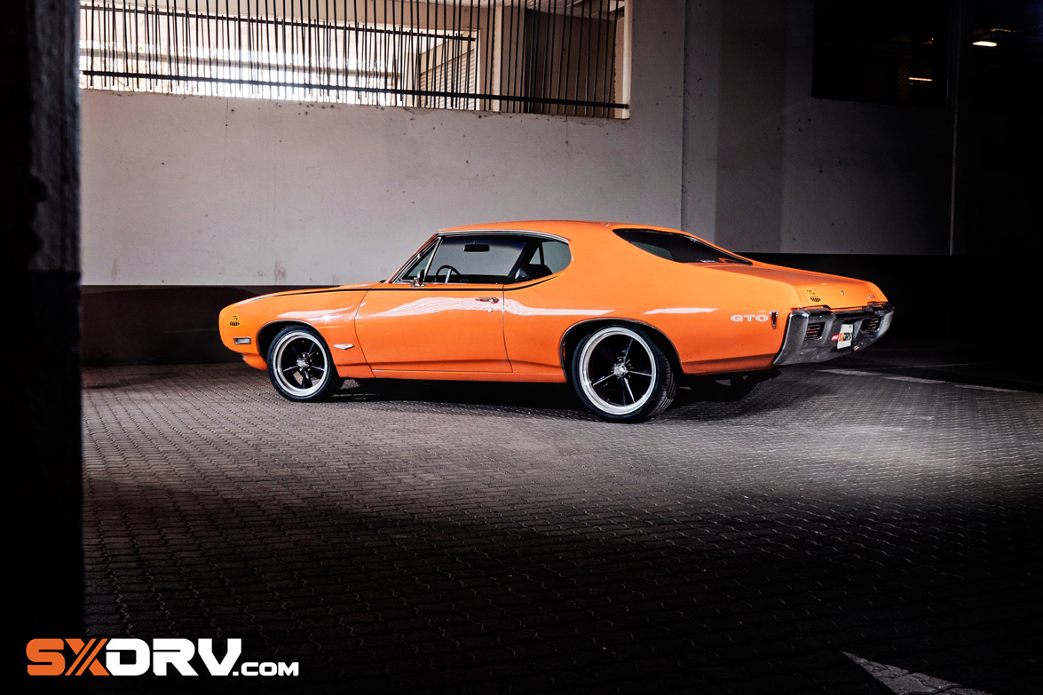 IS Orange the new Black? Let this \'69 GTO help you decide...