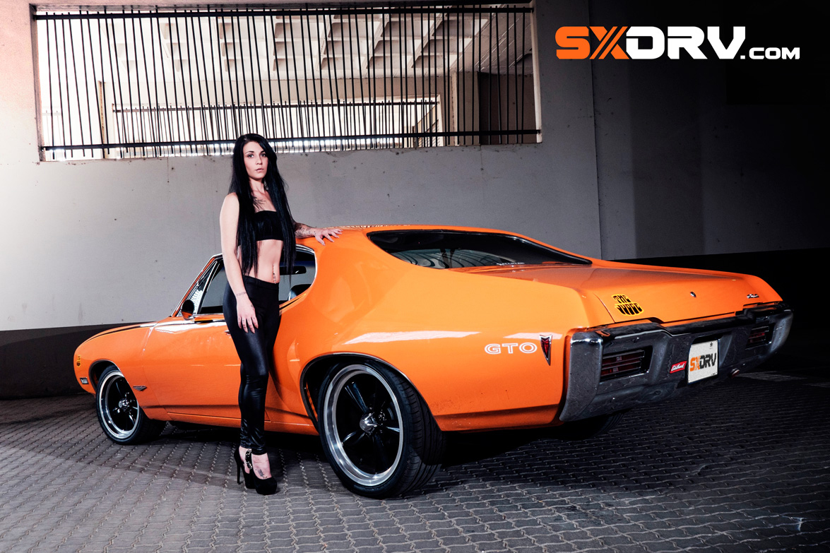 Desi Diankova - \'69 Pontiac GTO (The Judge) - Exclusive Interview ...
