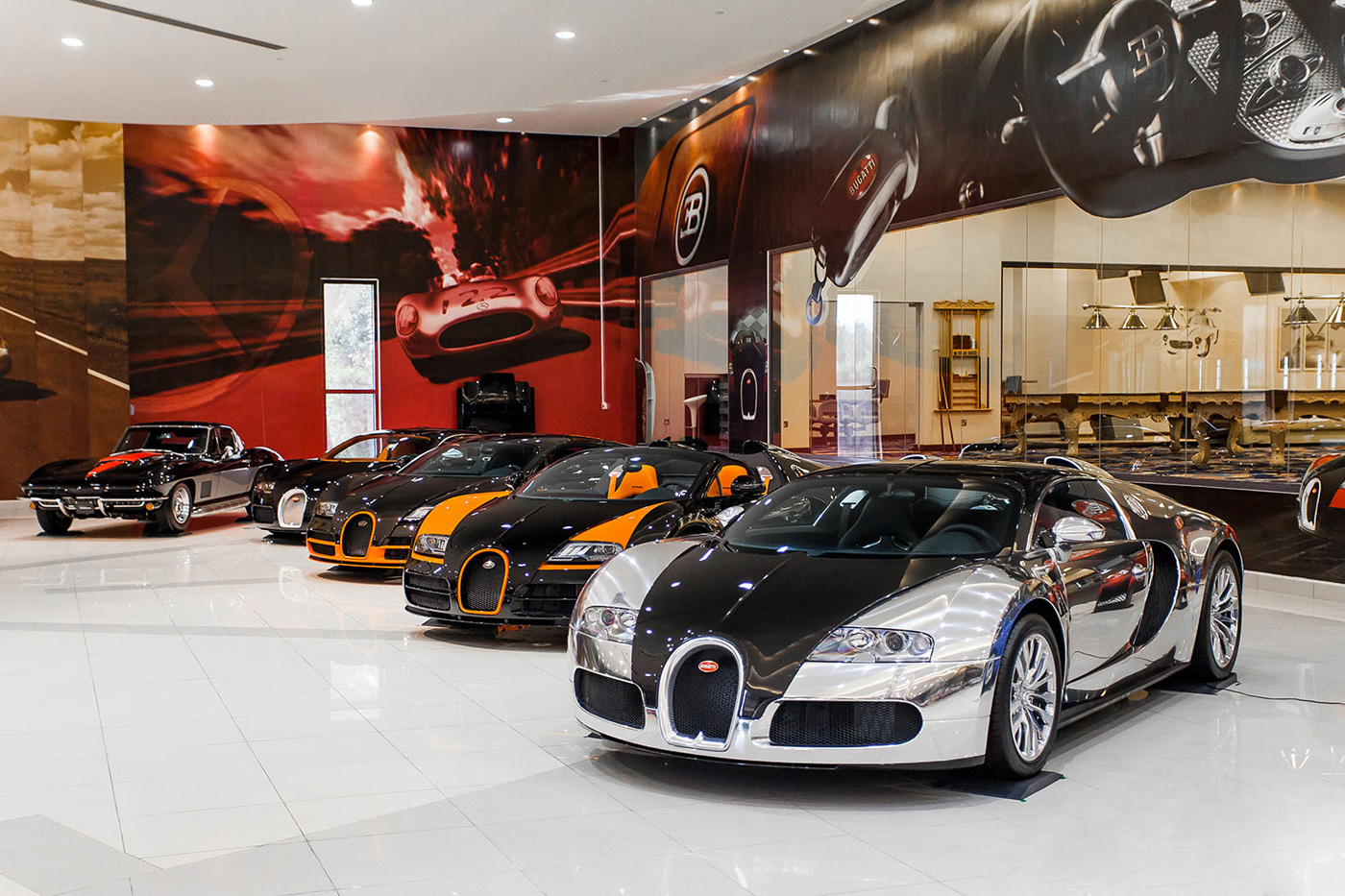 Video One Of The Greatest Car Collections In The World