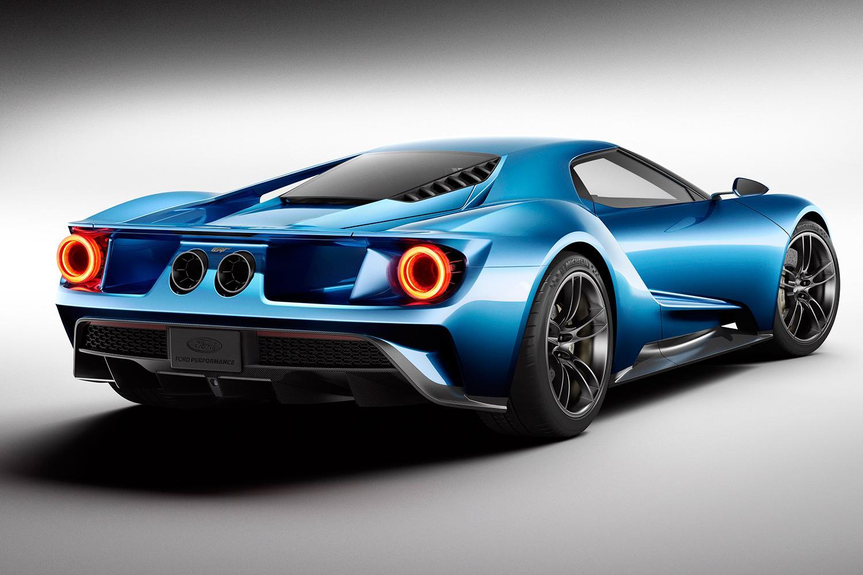 Ford Gt Specs Revealed Via Forza Motorsport