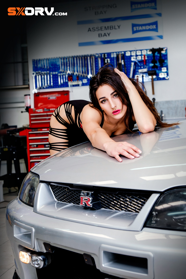 Jade Wilson Nissan Skyline R33 Gt R Exclusive