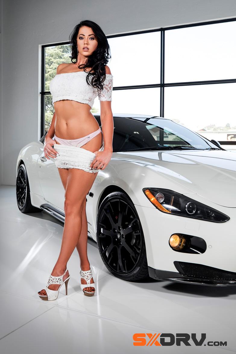 Rejaenne Morgan Maserati Granturismo S Exclusive