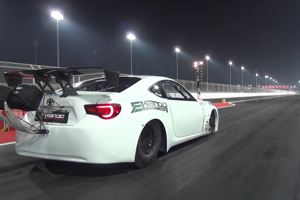 Video Ekanoo Racing Gt86 Runs 5 774 247mph Fastest Import In