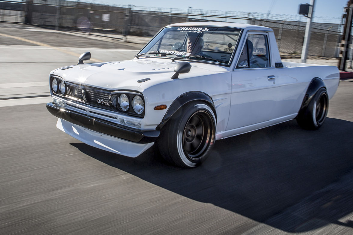Video: Jay Leno tests out this SEMA sensation, the amazing ...