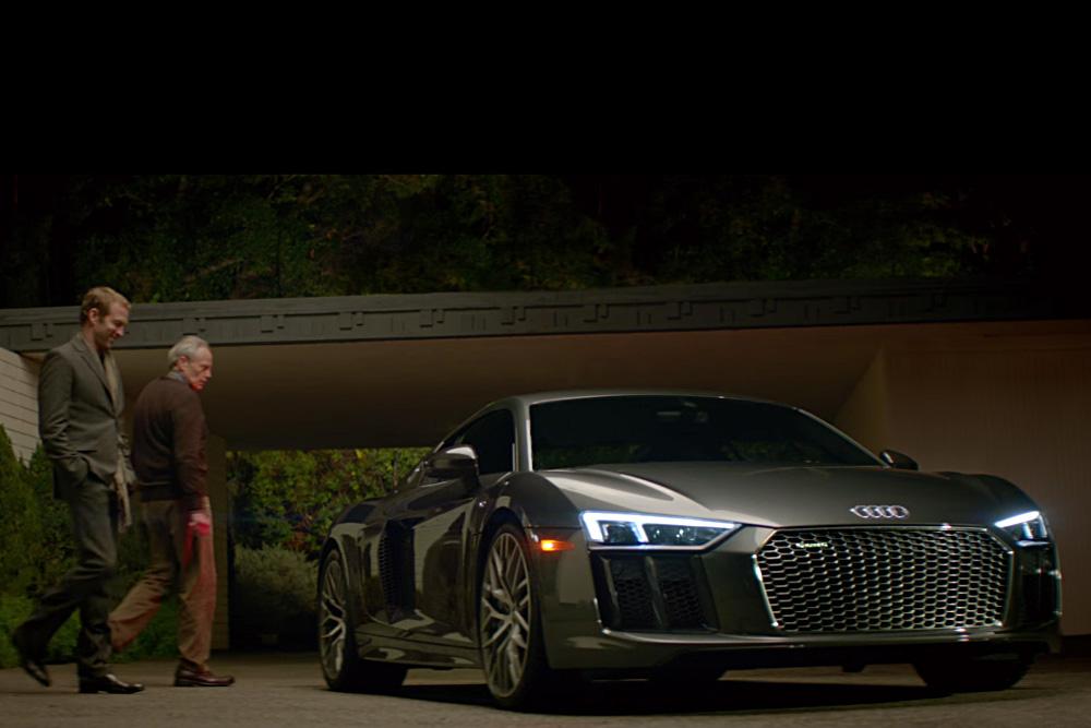 Video Audi R V Plus Commander Commercial - Audi car commercial