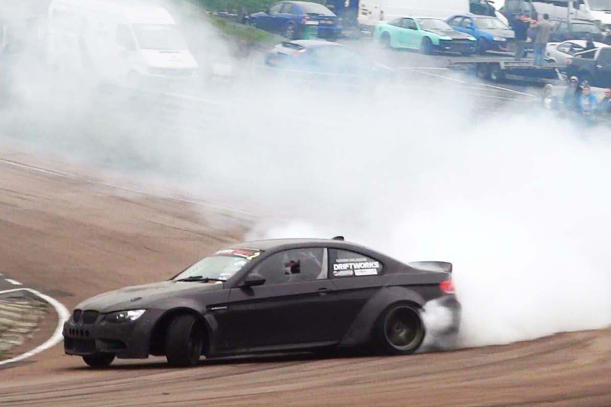 Video Why Is This Drift Bmw M3 So Badass Because It Runs A Supra