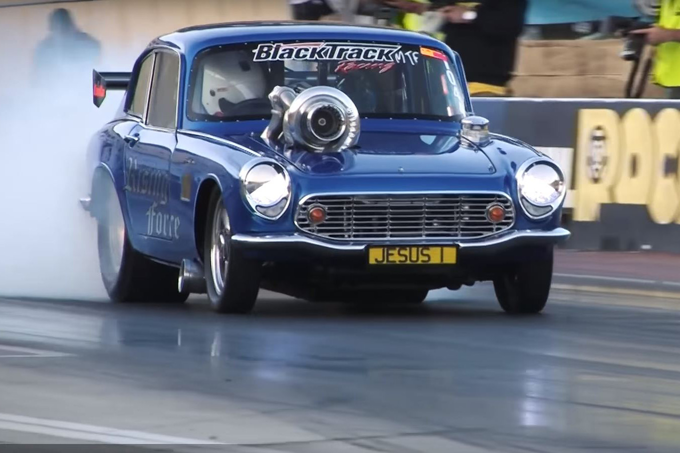 Video: Experience The Tiny Little Honda That Puts Out 1000hp With