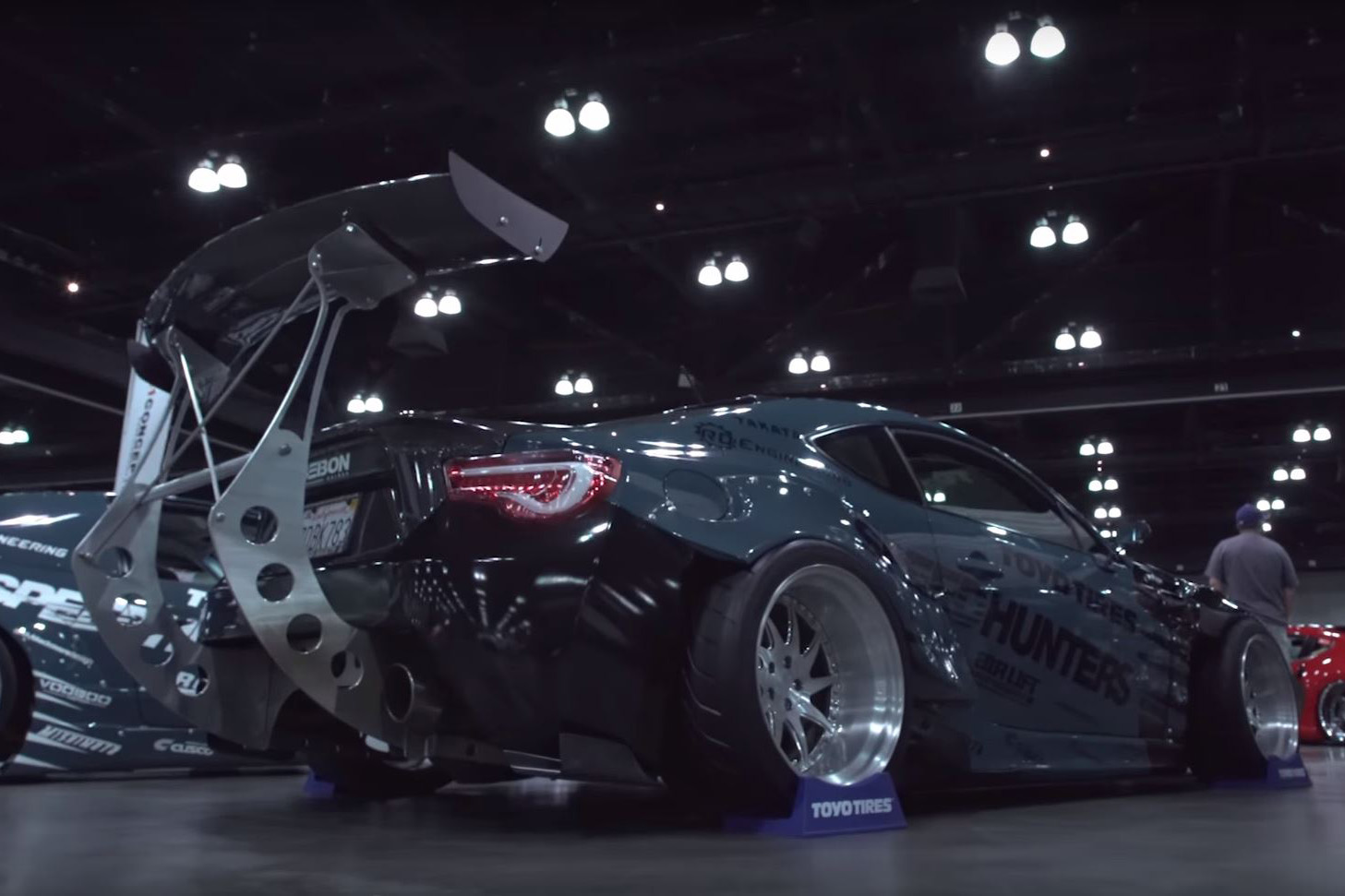 Video Autocon La Showcasing Some Of The Best Custom Cars The - Custom car show videos