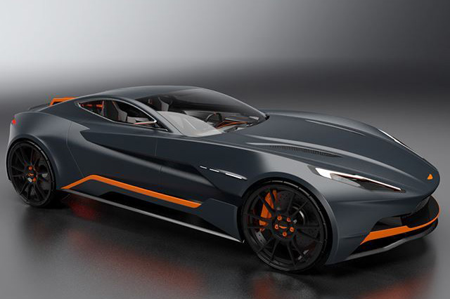 Aston Martin Red Bull Hypercar To Cost A Whopping Million - Aston martin cost