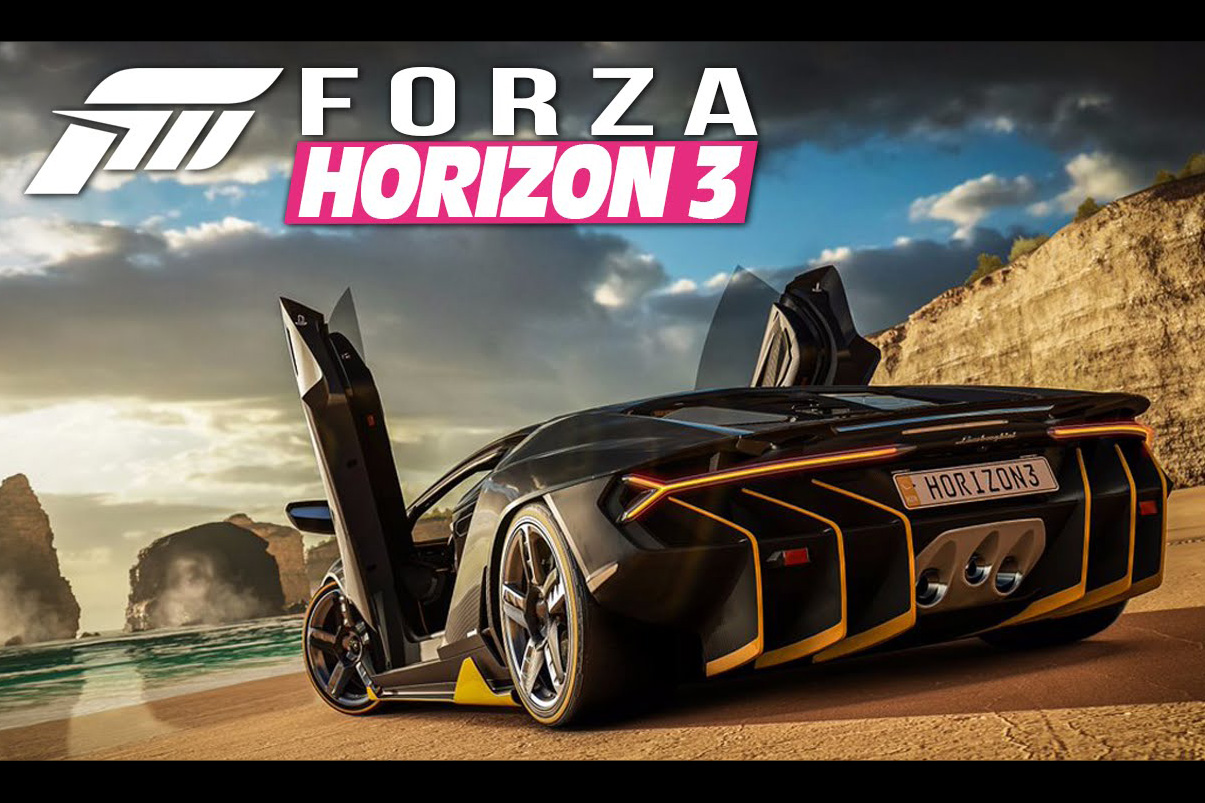 Video: Forza Horizon 3 looks like the perfect automotive love affair! 1
