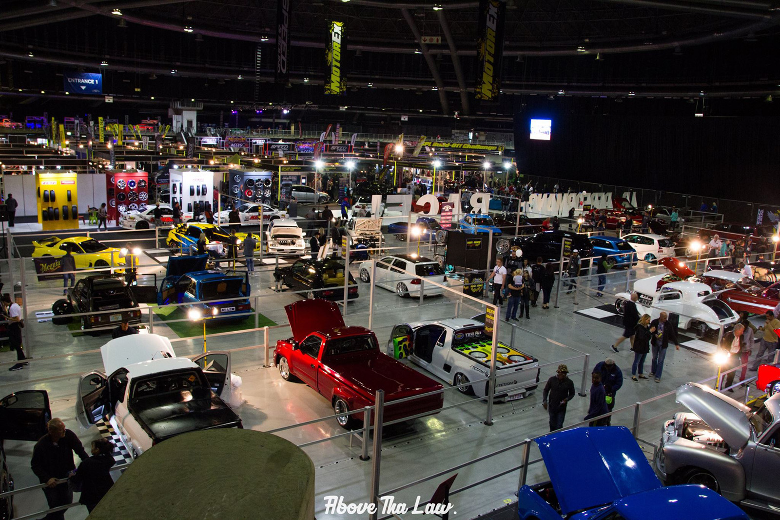 Video Totally Pimped Out Its The Speed And Sound MotorEx Weekend - Pimped out cars
