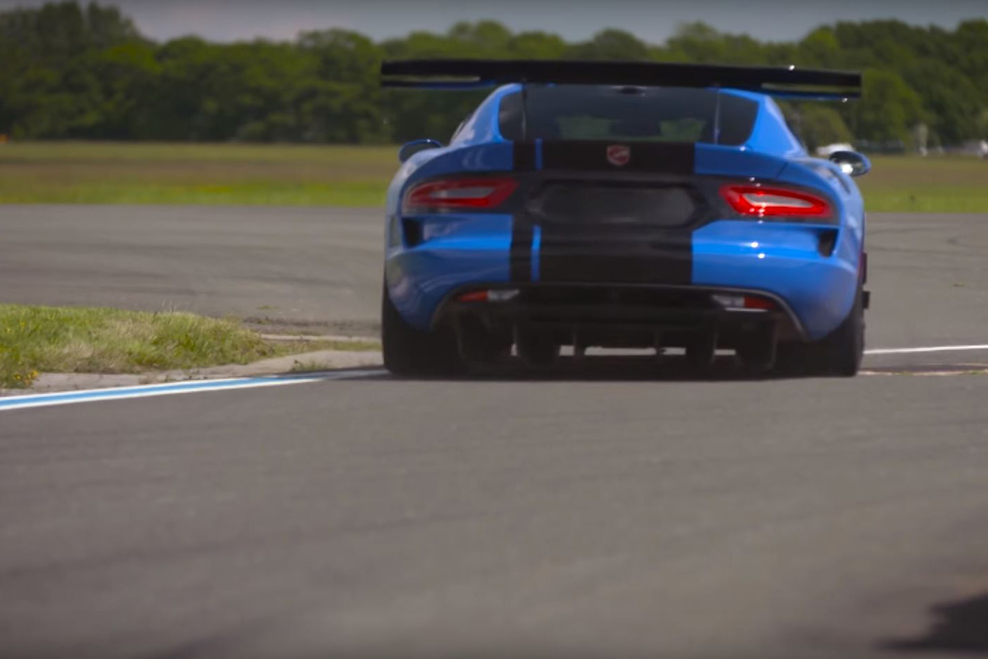 Video: Chris Harris Drives America\'s Idea Of The Fastest Road Legal ...