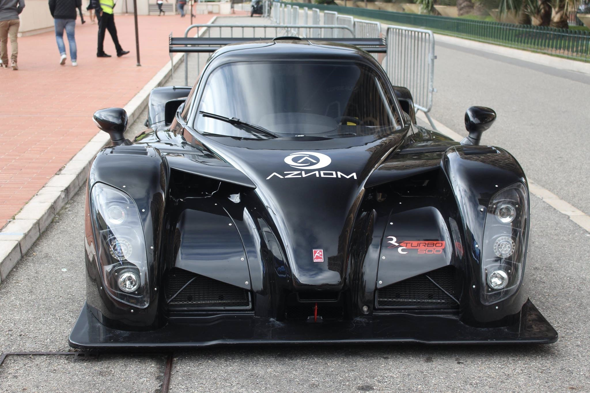 Check out this INSANE Street Legal Race Car \' The Radical RXC ...