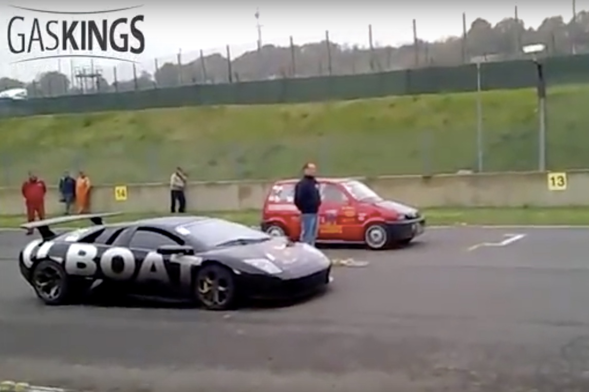 Video: Supercar Killers! Normal Cars Beating Supercars!