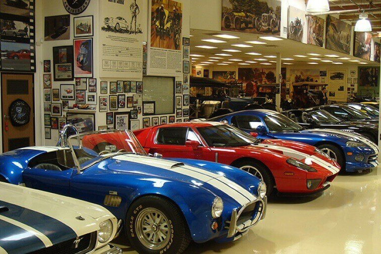 Video Celebrity Car Collections