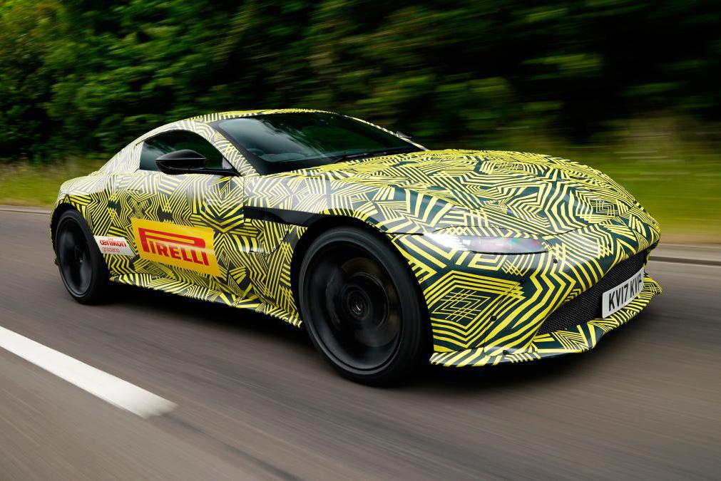 2018 aston martin v8 vantage. 2018 Aston Martin V8 Vantage