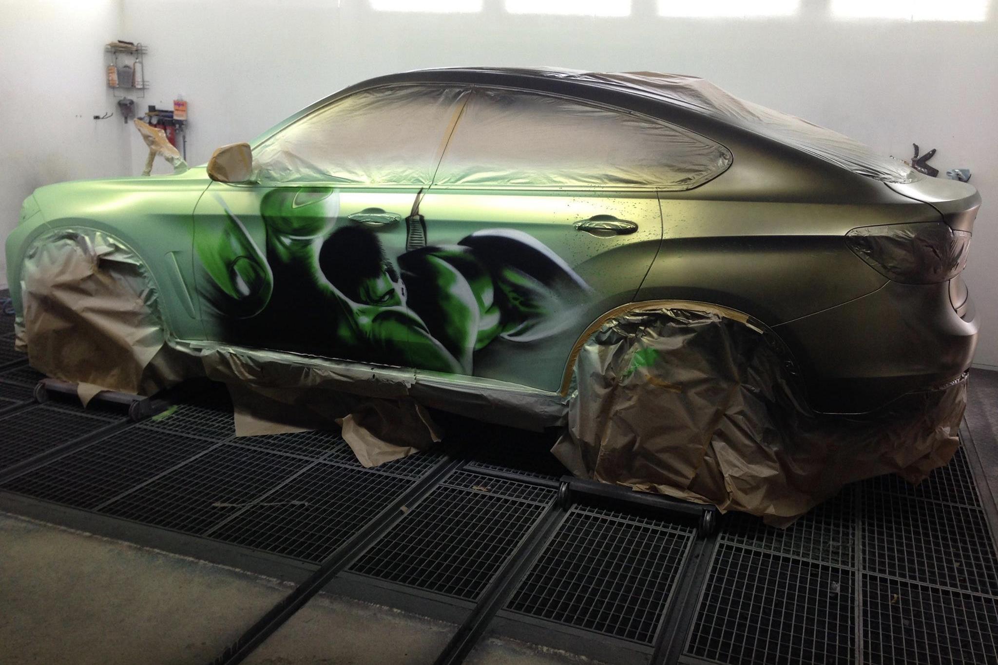 Video One Badass Supercar For Badass Super Villains Image 9