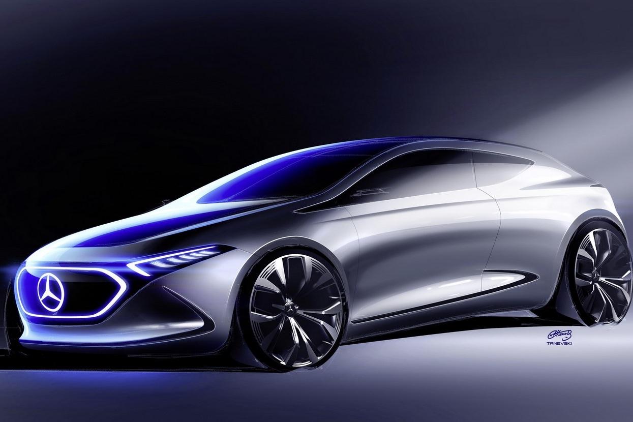 Mercedes Release A New Teaser Image... 1