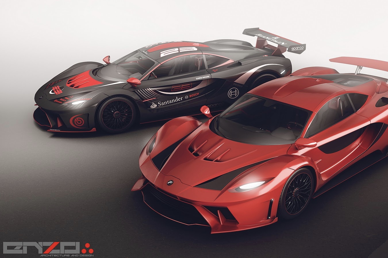 The Poison Concept Is A Stunning Realistic Supercar... 1