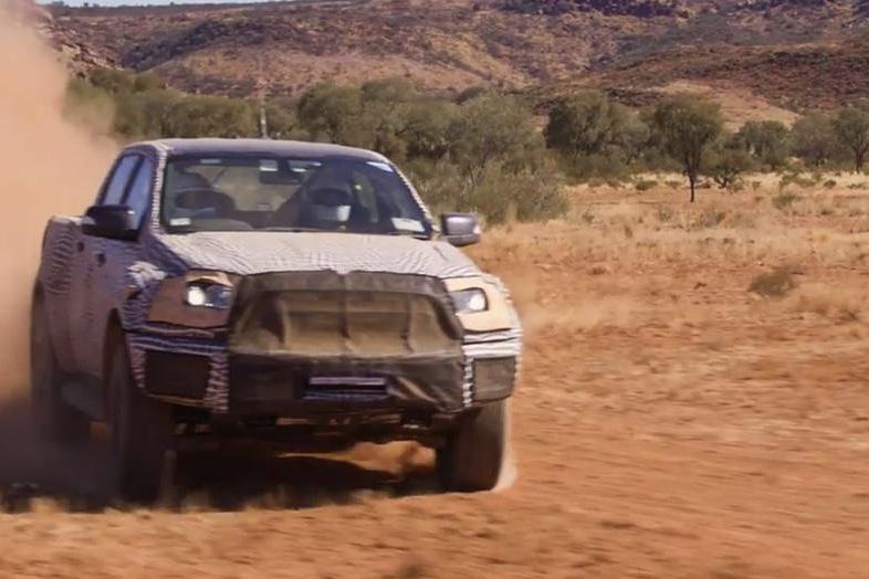 The Ford Ranger Raptor Arriving In Australia Only! 1