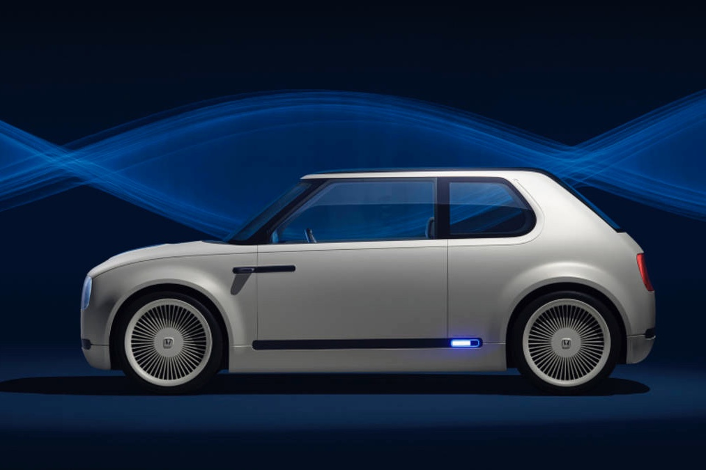 Honda Urban Ev Concept: The Perfect Blend Of Progress And Nostalgia 1