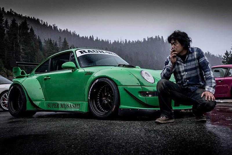 RWB Porsche kits for 2017 1