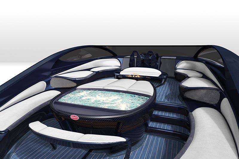 bugatti niniette 66 ' a sport yacht! image - 7