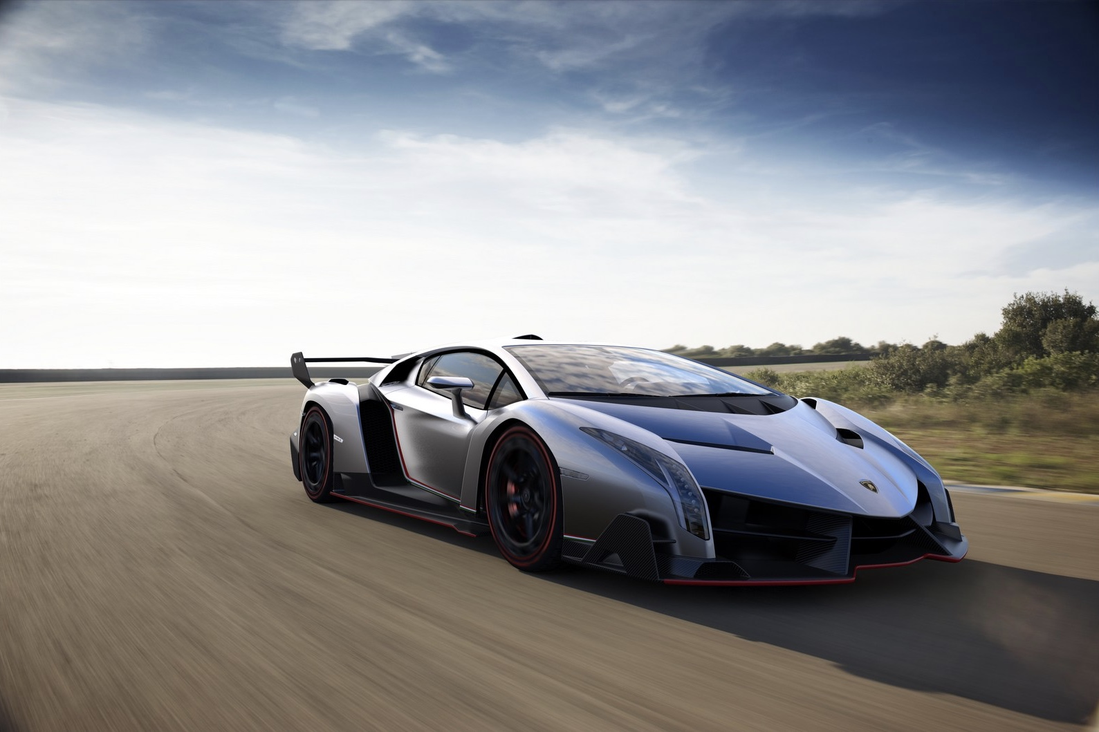 Lamborghini is working on a new limited edition model! 1