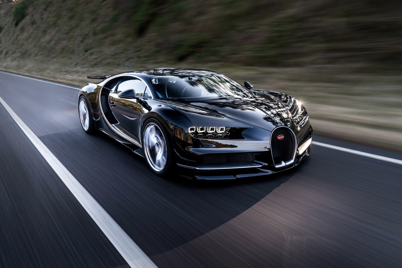 Video: Chiron does zero to 400 km/h back to zero in 41.96 seconds! 1