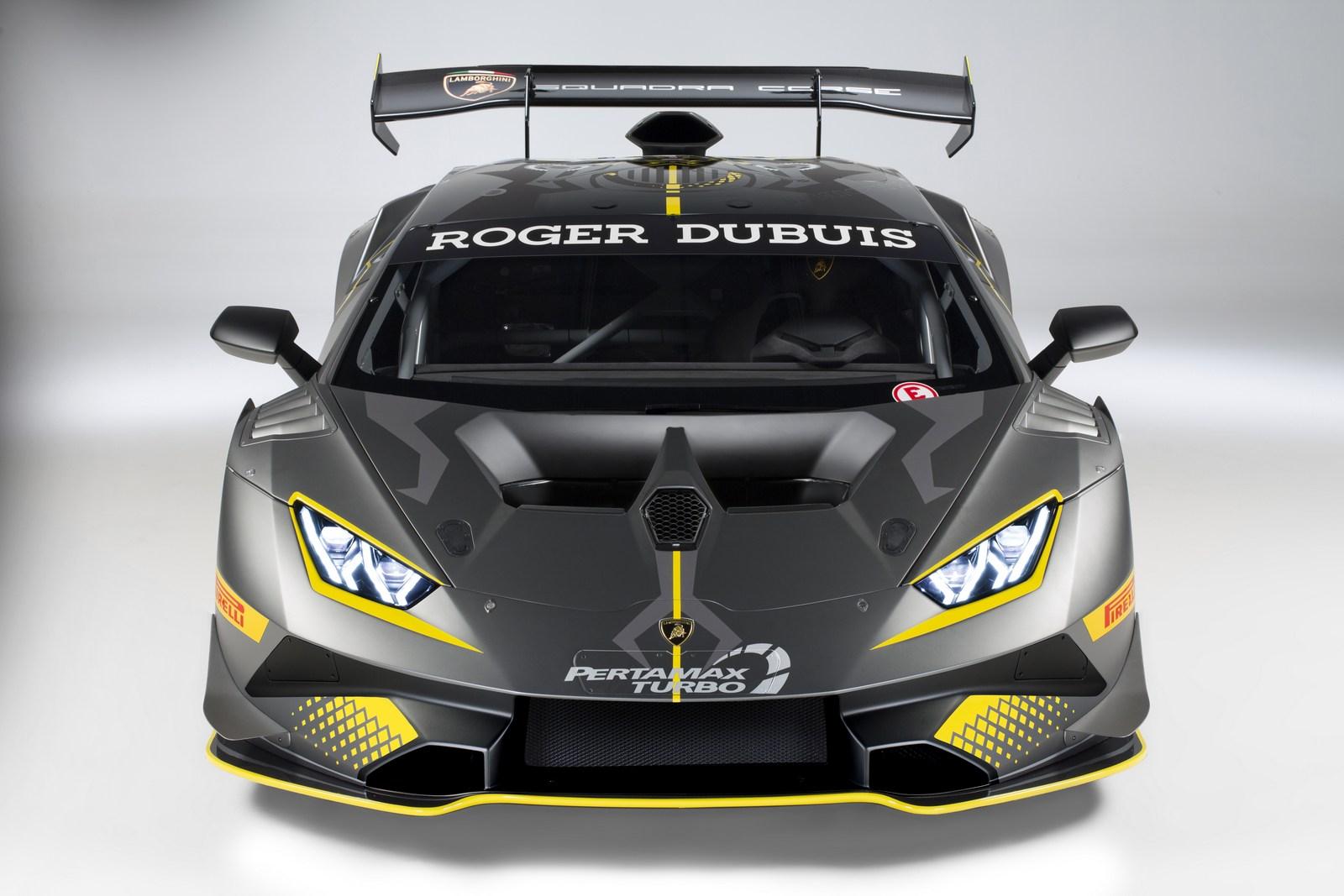 Video: Lamborghini Unveiled The Huracan With Improved Aerodynamics! 1