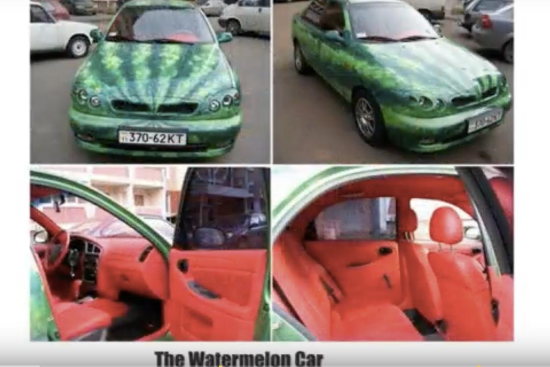 Video: Crazy Car Modifications! 1