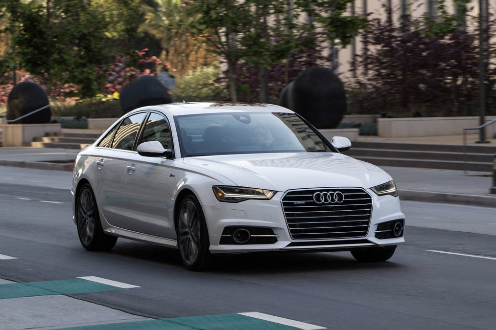 A Quick Look At The 2017 Audi A6 2.0t 1