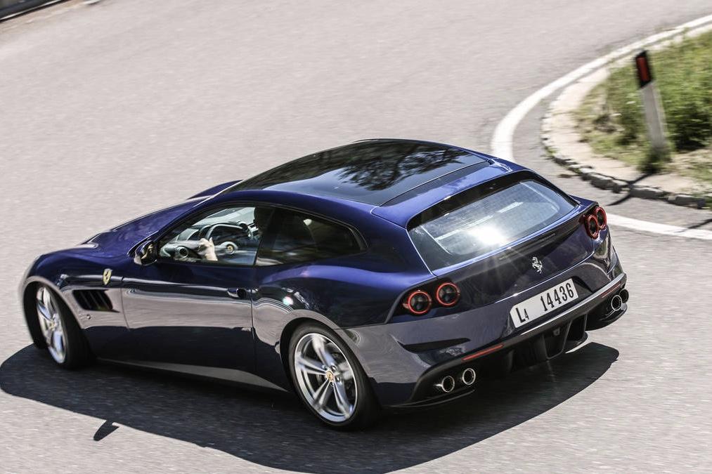 Ferrari CEO Says The Ferrari SUV