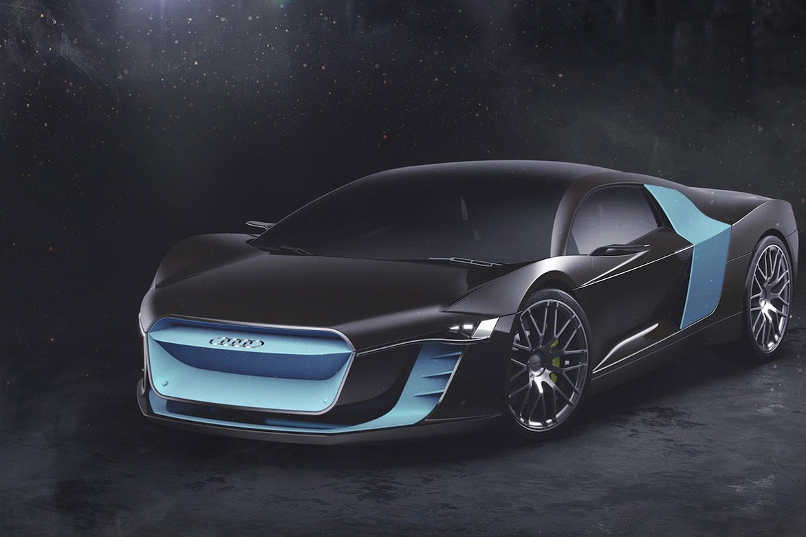 SXdrv, Cars, Automotive, Audi, Audi ATOM, Rendering,Concepts,