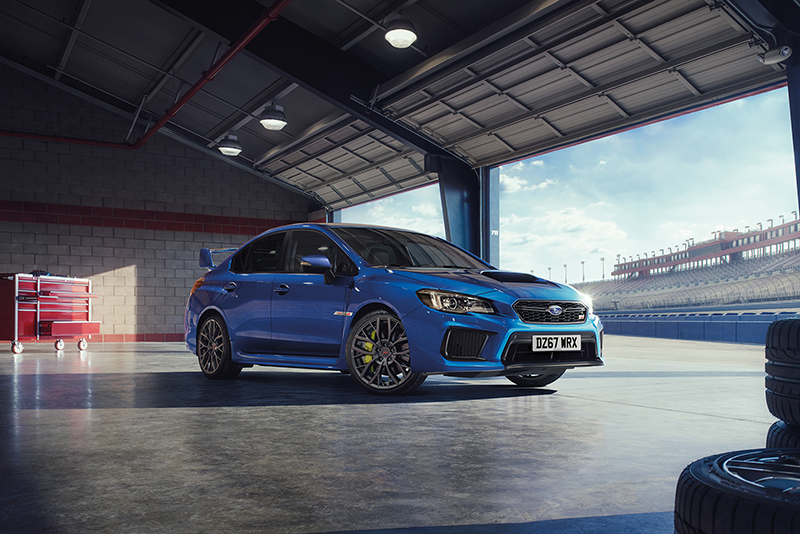Video: Subaru Wrx Sti Final Edition Is Announced 1