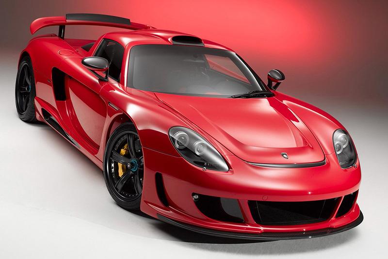 Porsche Gemballa Mirage Gt 1