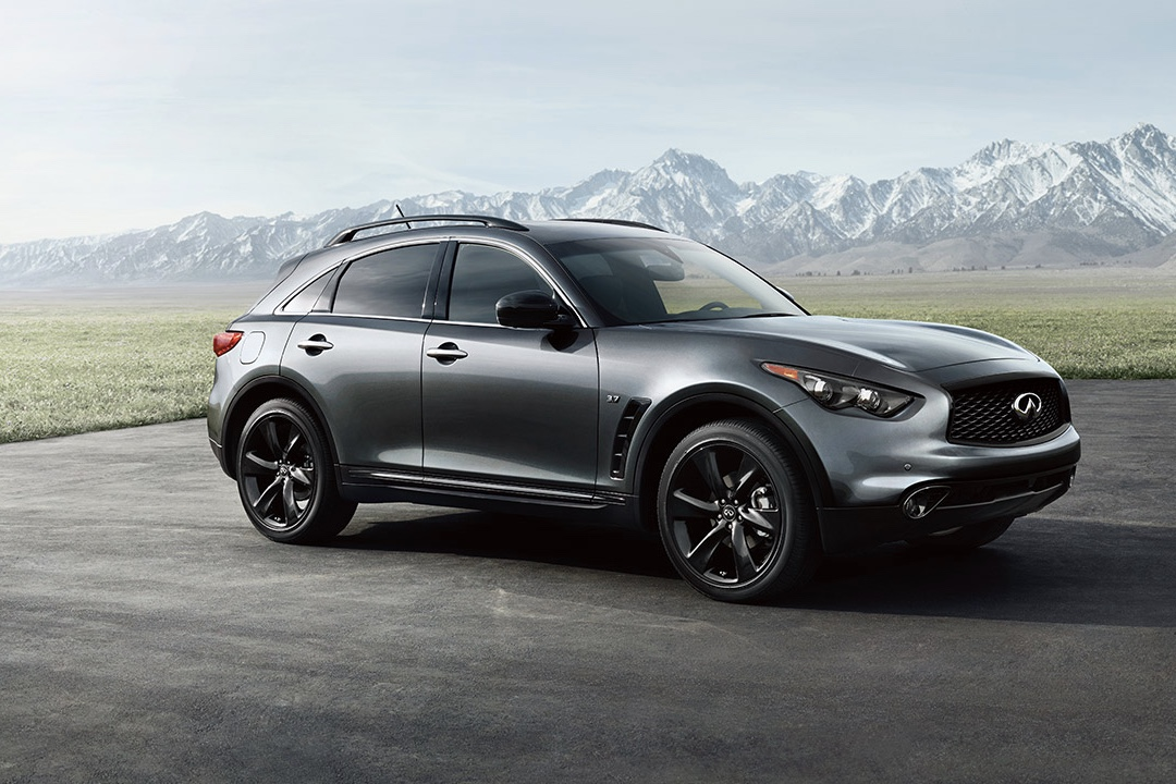 Infiniti Has Something New In The Pipeline For La 1