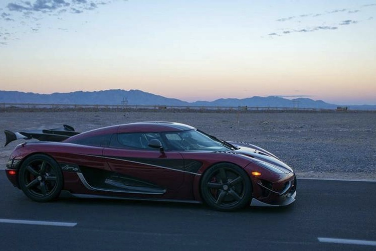 Video: Koenigsegg Agera Rs Is The World