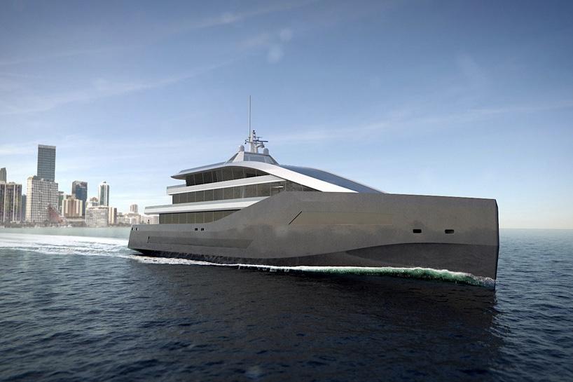 Video: An Intelligent Rolls-royce Luxury Super-yacht 1