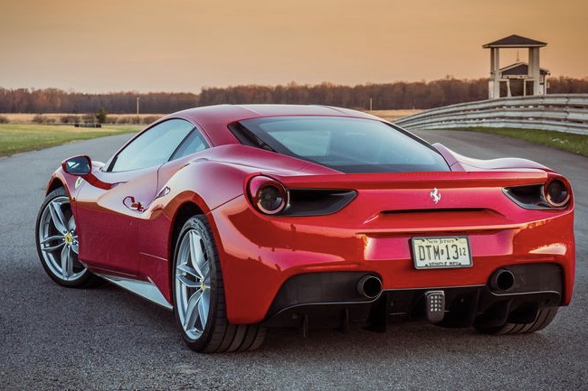Top 6 sports cars released in 2017 3