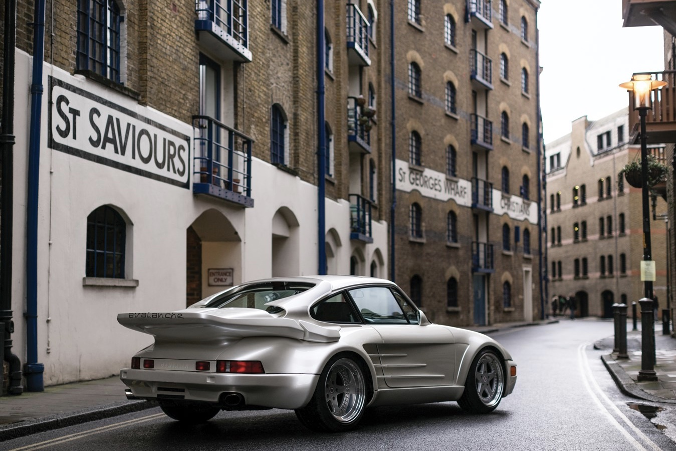 Video: Take me back Tuesday – 1986 Gemballa Avalanche 1
